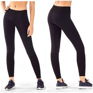 Fabletics High-Waisted Seamless Legging Abyss